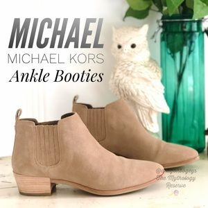 MICHAEL Michael Kors Ankle Booties